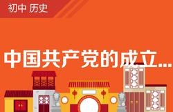 中国共产党的成立--时间、地点、党纲、目标