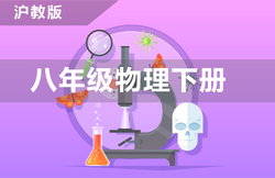 沪教版八年级物理下册(旧)